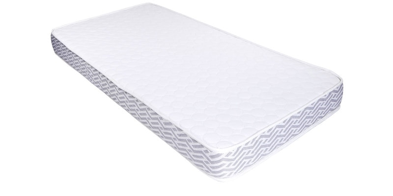 Dual Sense Single Size (78 x 36) 5 Inches Thick Foam Mattress by Sleep Sutraa