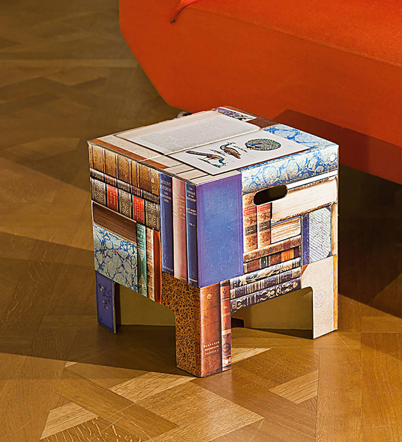 Dutch Design Chair prev Buy Dutch Design Stool In Books Pattern Online Stools Stools Pepperfry