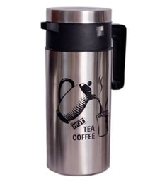 Dynore Stainless Steel 1000 ML Insulated Flask Hot & Cold Tea Or Coffee Thermos