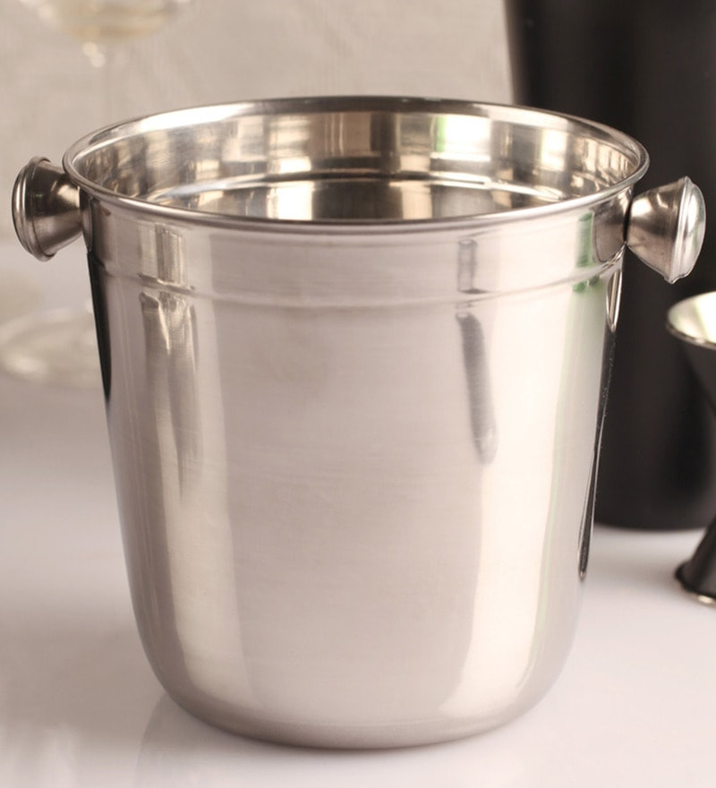 Dynamic Store Stainless Steel Ice Bucket