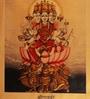E-Studio Goddess Gayatri Wall Accent
