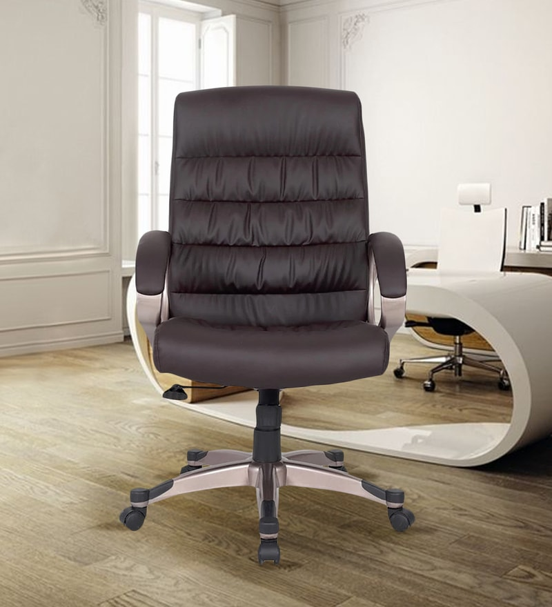 Elegant Executive Chair by Adiko Systems