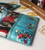 Plastic Blue Saree Bag - Set of 4 by Elegant