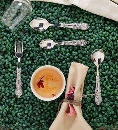 Sanjeev Kapoor Empire Silver Premium Stainless Steel Cutlery - Set Of 24