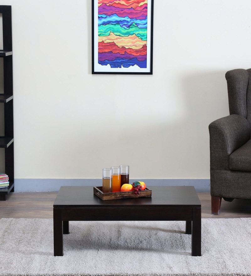 Enkel Coffee Table in  Warm Chestnut Finish by Woodsworth