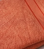 Eurospa Cotton Bath Towel Saffron (Set of 2)