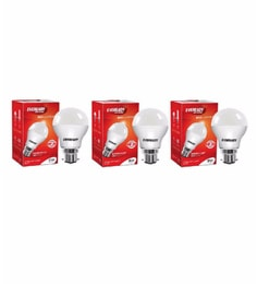 Eveready LED Bulb Combo 9W Pack Of 3 With One Piece 14W - 6500K