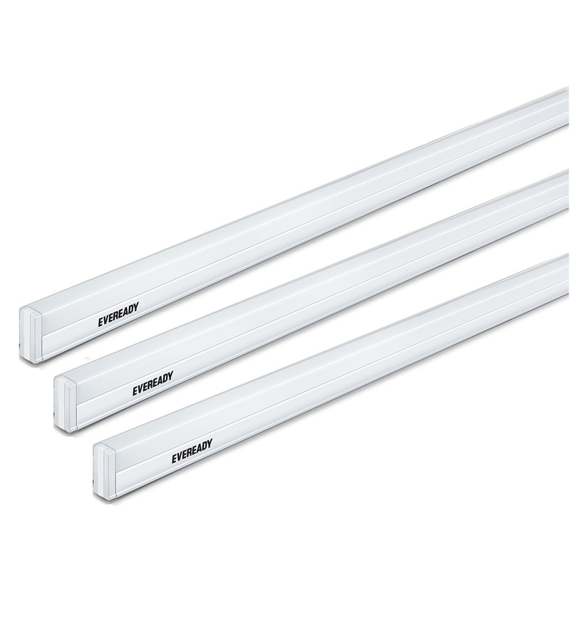 Eveready LED Batten Combo 18W (4 feet) Pack of 3