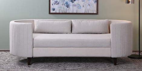 Fine Triple Seater Sofas Buy Triple Seater Sofas Online In Beutiful Home Inspiration Aditmahrainfo