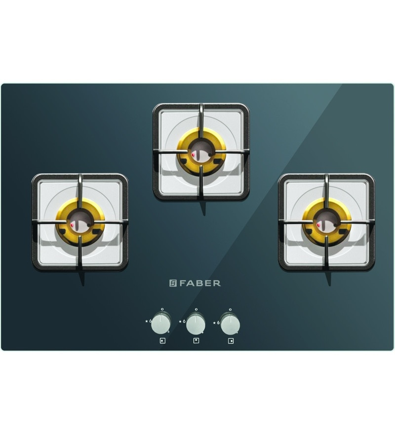 GST RELIEF DEAL - ADDITIONAL 5% OFF :: FABER 3 Burner Auto Ignition Built-In Hob-Cooktop Hybrid (HCT-753-CRS-LBR-EI)