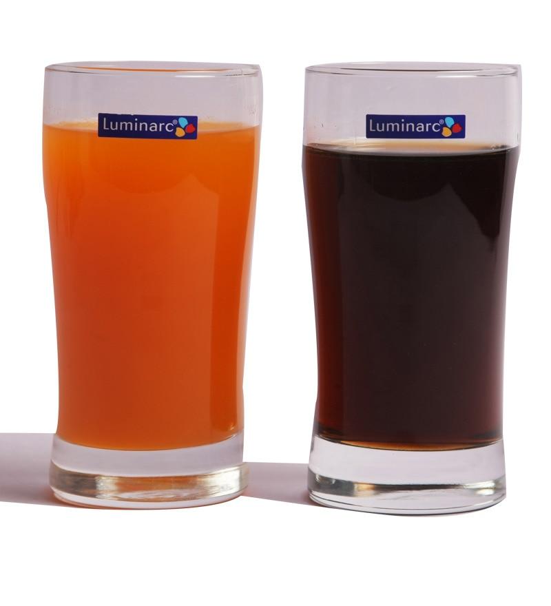 Luminarc Fillon Glass 240 ML Tumbler - Set of 12