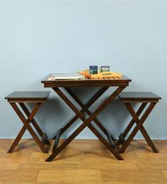Foldable Coffee Table Set