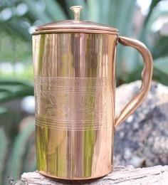 Frestol Copper 1.5 L Embossed Jug
