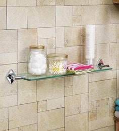 Bathroom Shelves Buy Bathroom Corner Shelves Online In India At Best Prices Pepperfry