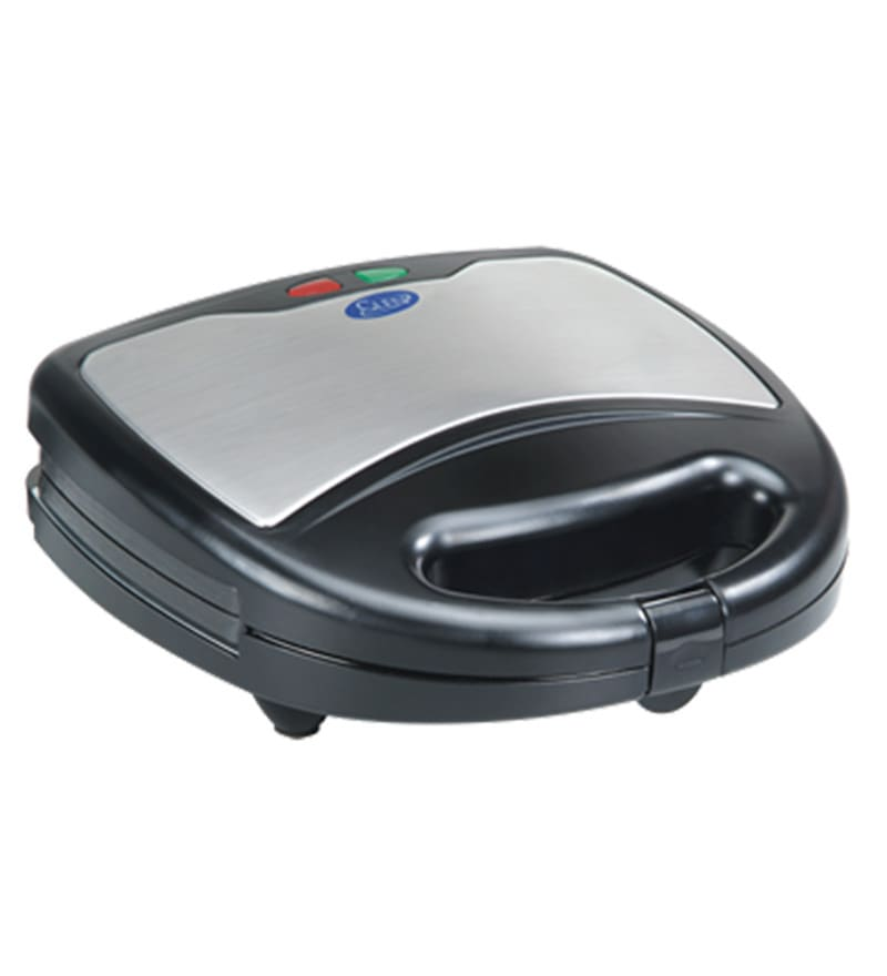 Glen Gl 3027 DX Sandwich Maker in Grey