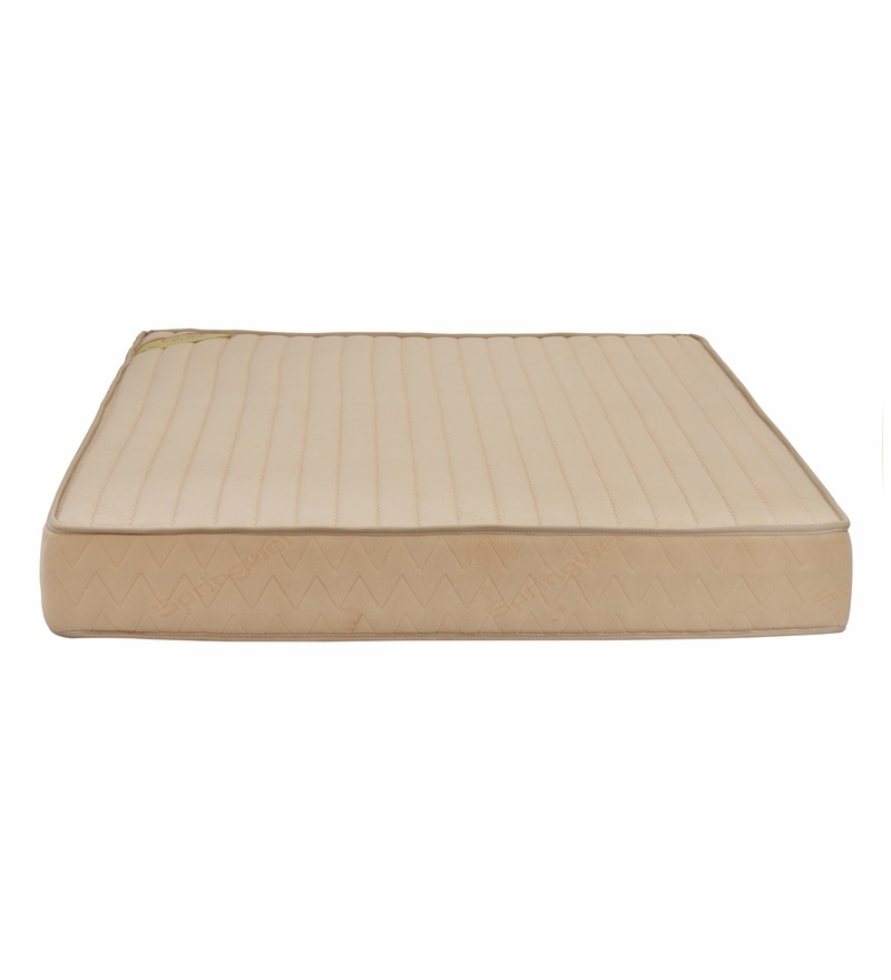 Buy Gloria Green 72x48x6 Inch Double Bed Mattress By