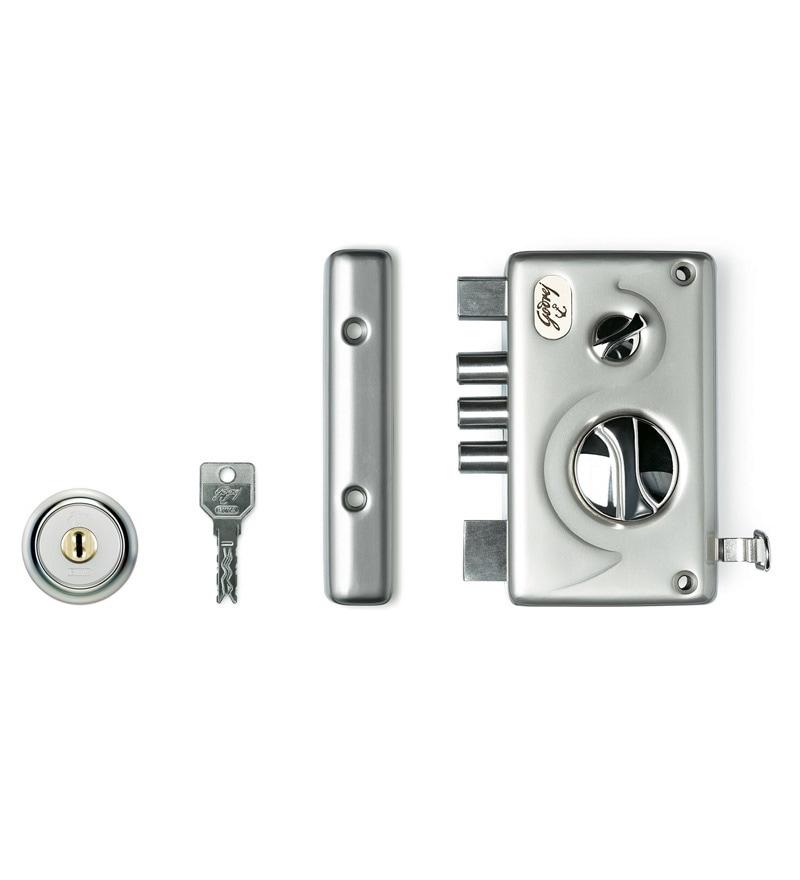 Godrej Locking Solutions Evva Pentabolt 1Ck Metal 24 x 21 x 9 Inch Lock