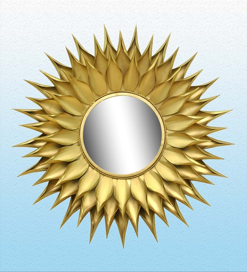 Perfect Black Decorative Wall Mirror Ensign - Art & Wall Decor ...
