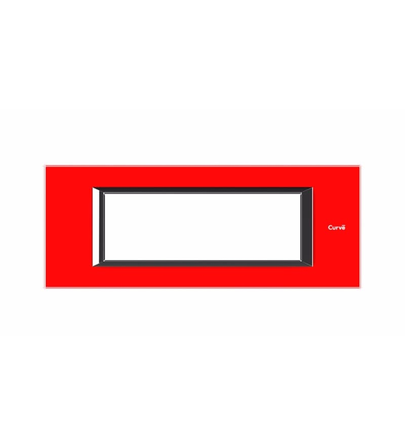 Goldmedal Quorra Premium Hot Red Cover Plate (Model: 50601Ph.Rd)