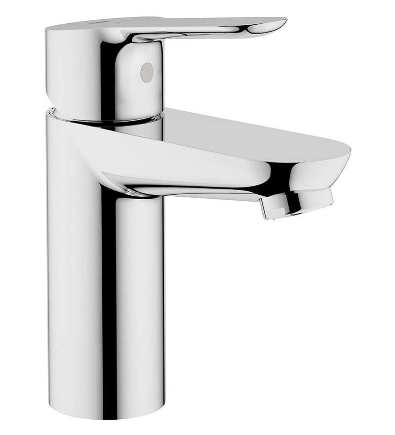 Grohe Bauedge Chrome Brass Pillar Tap (Model: 32861000)