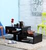 Rosendale Coffee Table in Espresso Walnut Finish by Woodsworth