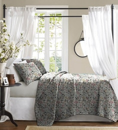 Haus And Sie White Cotton Bed In A Bag Bedding Set - 1605710