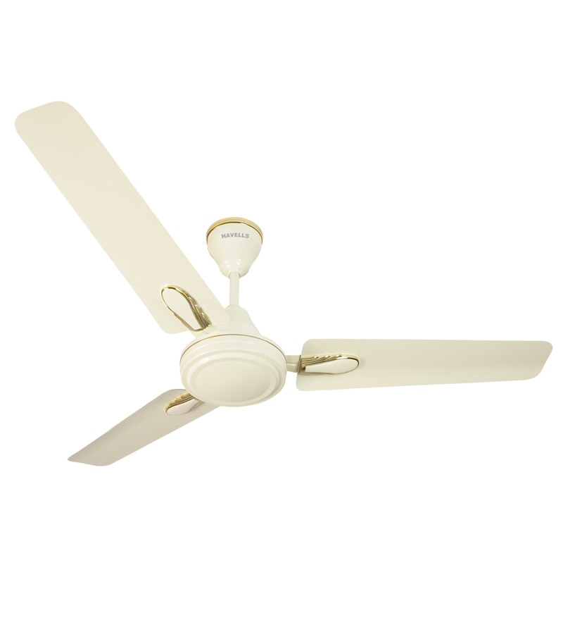 Havells Spark Deco Ceiling Fan Ivory