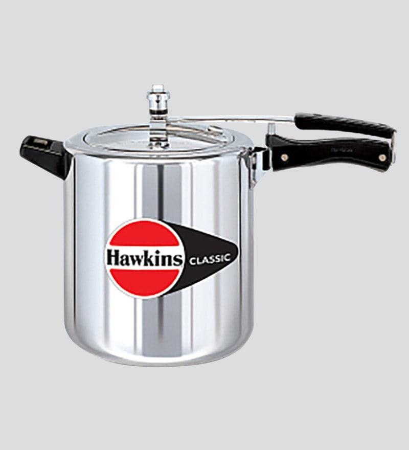 b8feb6ea348 Buy Hawkins Classic Aluminium 5 Ltr Pressure Cooker with Separator ...