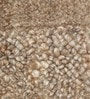 HDP Beige & Brown Wool 80 x 56 Inch Indian Hand Tufted Carpet