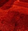 HDP Orange Polyester 32 x 60 Inch Carpet