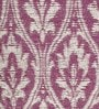 Purple Wool 80 x 56 Inch Hand Woven Flat Weave Area Rug by HDP