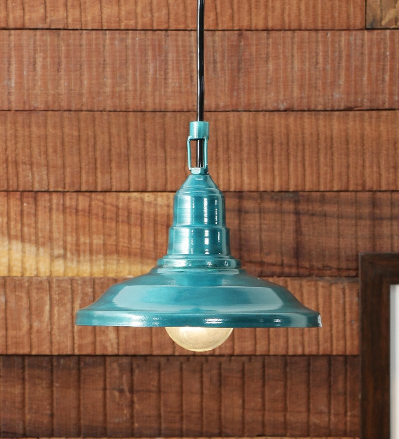 Green 40 watts LED Pendant by Height of Designs