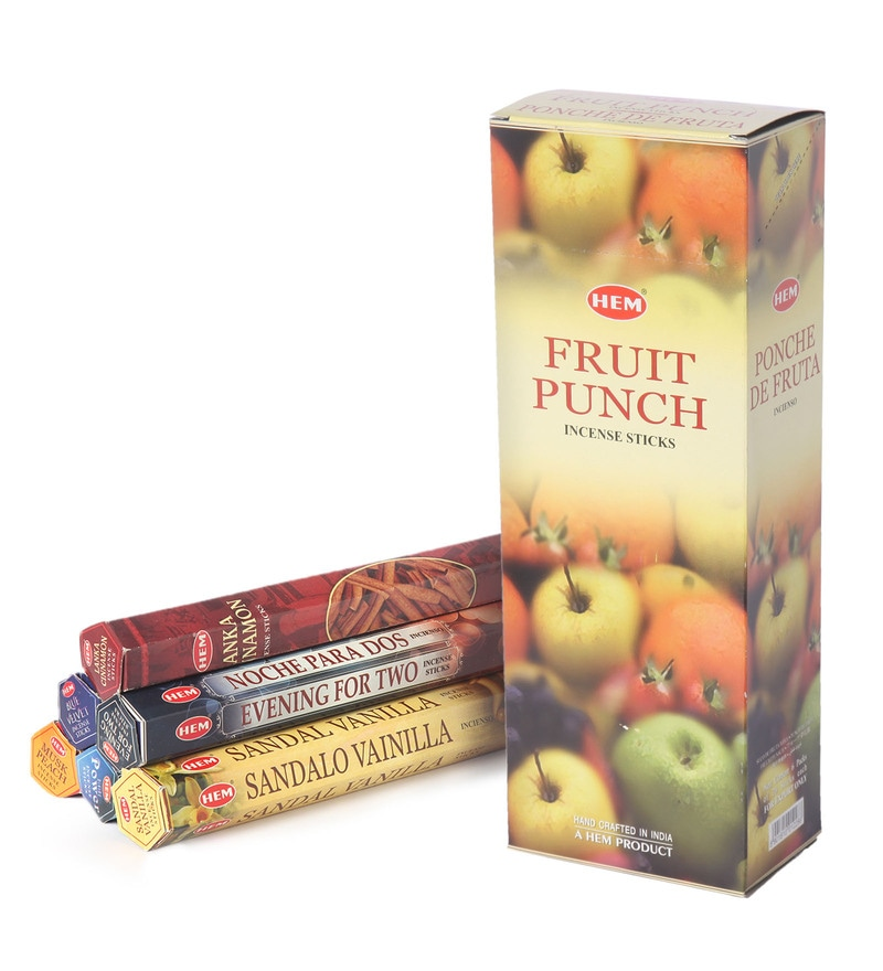 Fruity Punch Incense Stick by Hem