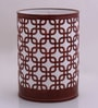 Height of Designs Brown Iron Square In Square Night Light