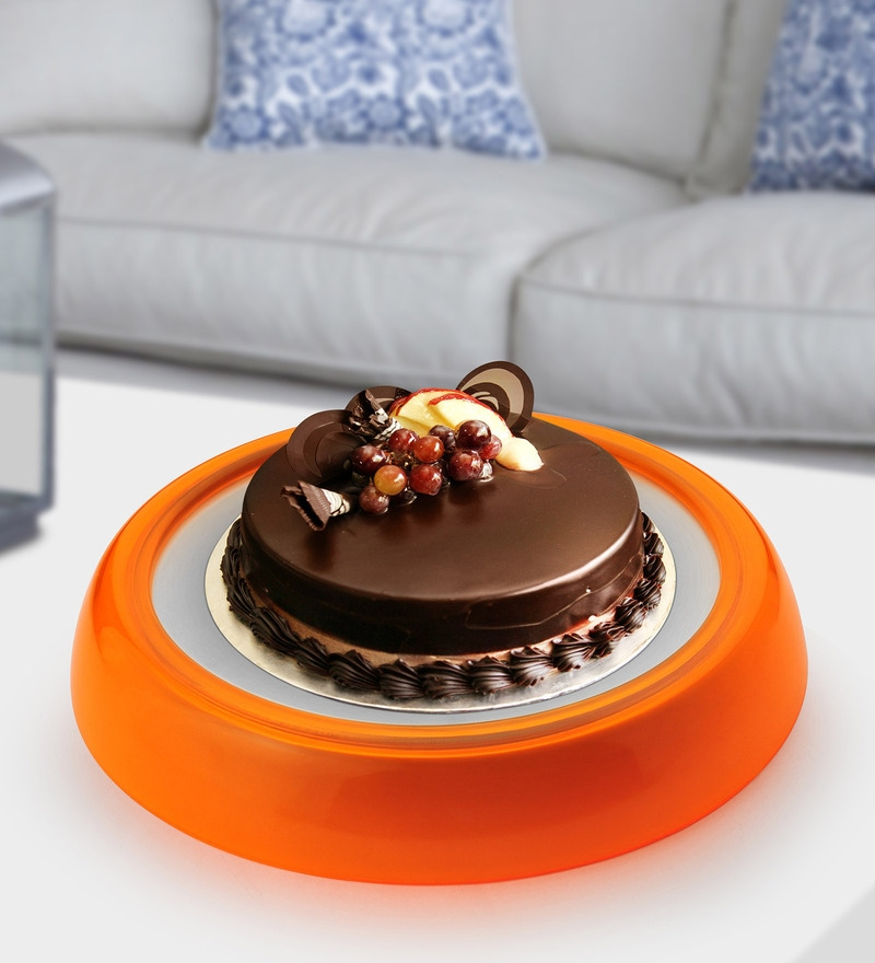 Hi Lisa Stainless Steel Serving Tray - Set of Two