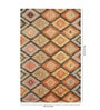 Multicolour Wool 60 x 96 Inch Area Rug by HNS Homes