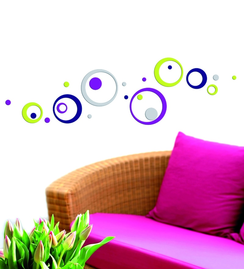 Foam Wall Sticker by Home Decor Line