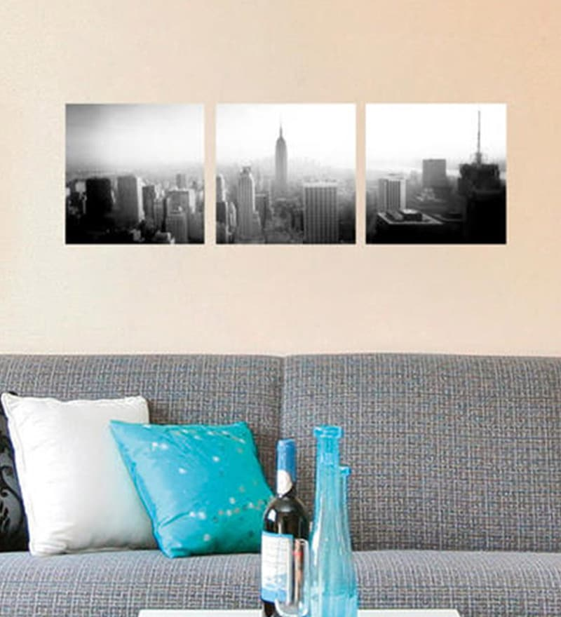 Home Decor Line Vinyl New York Wall Sticker