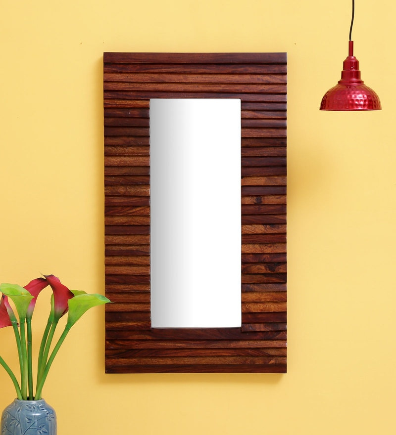 Excellent Decorative Wall Mirrors Wood Frame Ideas - Wall Art Design ...