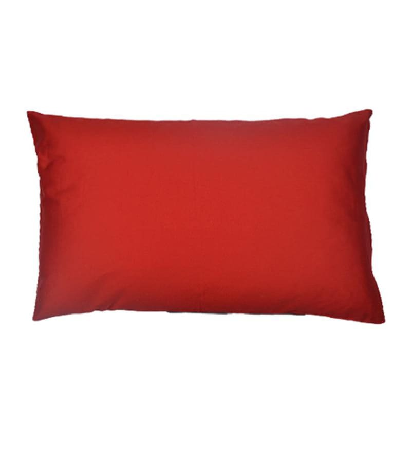 House This Reds Cotton Blend 27 X 18 Pillow Cover 1 Pc