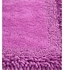 Purple Furry Style 20 X 32 Inch Cotton Door Mat by HomeFurry