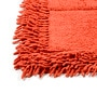 Reds Cotton 20 X 32 Inch Bath Mat by HomeFurry