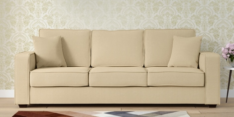 Remarkable Upto 70 Off On Triple Seater Sofas Buy Triple Seater Caraccident5 Cool Chair Designs And Ideas Caraccident5Info