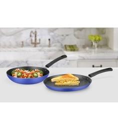 Ideale Aluminium Non Stick Cookware Set Of 2