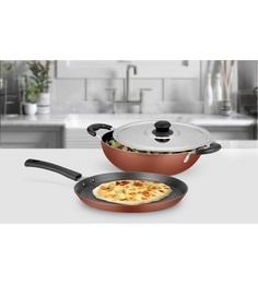 Ideale Aluminium Non Stick Cookware Set Of 3 - 1619049