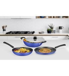 Ideale Aluminium Non Stick Cookware Set Of 4 - 1619045