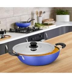 Ideale Aluminium Non Stick Cookware Set Of 9 - 1619037