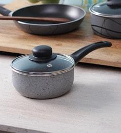 Illa Stone Coated Non-Stick Sauce Pan - 16 CM