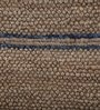 Natural & Navy Jute 72 x 48 Inch Rug by Imperial Knots