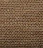 Brown Jute 72 x 48 Inch Rug by Imperial Knots
